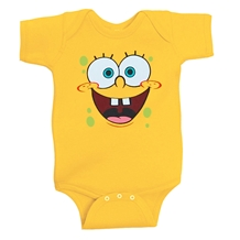 Spongebob Infant Onesie Romper