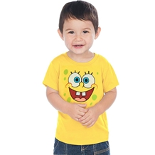 SpongeBob Face Infant T-Shirt