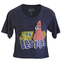Spongebob and Patrick Besties Dolman t-shirt