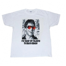 Scarface Talents To South Beach T-Shirt