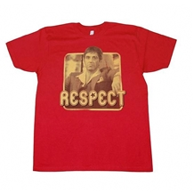 Scarface Respect T-Shirt