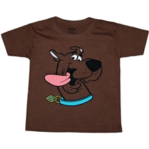 Scooby Doo Face Toddler T-Shirt