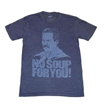 Seinfeld No Soup For You T-Shirt