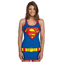 Supergirl Junior Tunic Tank Dress