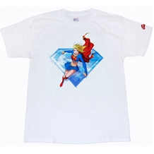 Supergirl by Michael Turner T-Shirt