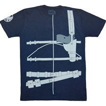 Nick Fury Costume Suit T-Shirt