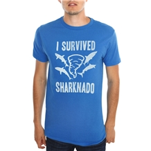 Sharknado I Survived T-Shirt