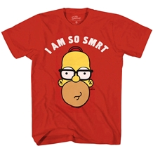 Simpsons I Am So Smrt T-Shirt
