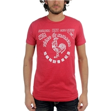 Sriracha Hot Chili Sauce Label T-Shirt