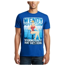 Sandlot Wendy Peffercorn Knows T-Shirt