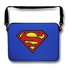 Superman Symbol Laptop Bag