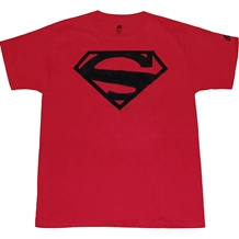Superman New 52.1 Symbol T-Shirt