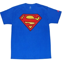 Superman New 52 Symbol T-Shirt