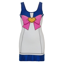 Sailor Moon Costume Tank Dress