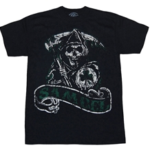 Sons Of Anarchy Belfast T-Shirt