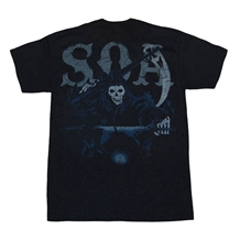 Sons Of Anarchy Riding Reaper T-Shirt