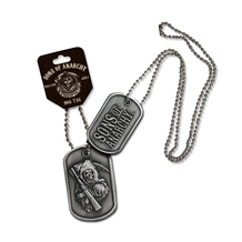 Sons Of Anarchy Reaper Dog Tags