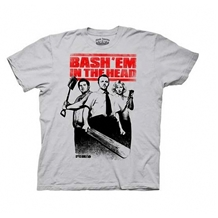 Shaun Of The Dead: Aim For The Head T-Shirt