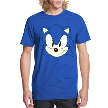 Sonic Classic Face T-Shirt