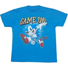 Sonic the Hedgehog Game On! T-Shirt