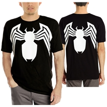 Venom Logo Adult T-Shirt