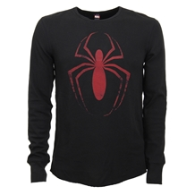 Spider-man Logo Thermal Shirt