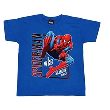 Spiderman Thwip It Good Kids T-Shirt