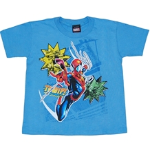 Spider-man Thwipping Juvy T-Shirt