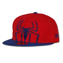 New Era TASM Big Over Spider-man 59Fifty Hat