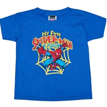 My First Spider-man T-Shirt