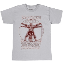 Marvel Comics Vitruvian Spiderman T-Shirt