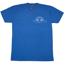 South Park Lake Tardicaca Blue T-Shirt