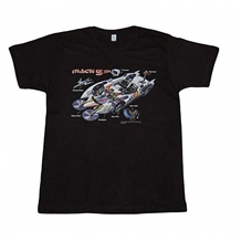 Speed Racer Mach 5 Specs T-Shirt