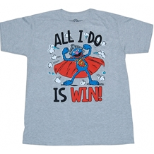 Sesame Street: Super Grover All I Do T-Shirt