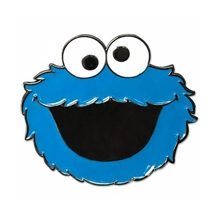 Cookie Monster Belt Buckle