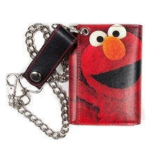 Sesame Street Elmo Photo Chain Wallet