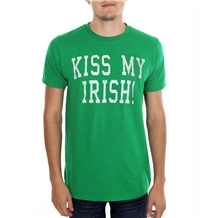 St. Patrick's Day Kiss My Irish Mac's Always Sunny T-Shirt