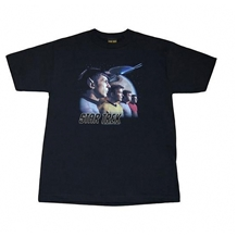 Star Trek Forward To Adventure T-Shirt