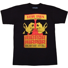 Star Trek Spock Mirror Mirror T-Shirt