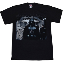 Darth Vader Ready 4 Battle T-Shirt