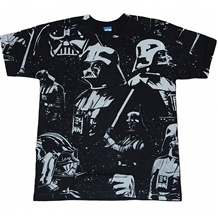 Darth Vader Awaits T-Shirt