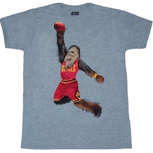 Star Wars Chewy Dunks T-Shirt