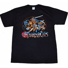 Thundercats Main Group Vintage T-Shirt
