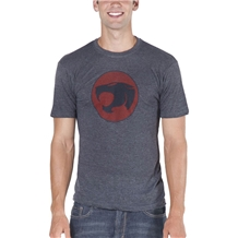 Thundercats Distressed Symbol Vintage T-Shirt