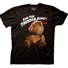 Ted Sing The Thunder Song T-Shirt