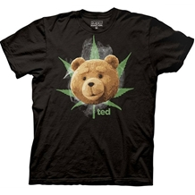 Ted Pot Leaf T-Shirt