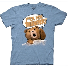 Ted F*ck You Thunda T-shirt