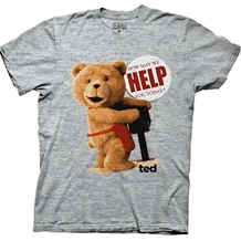 Ted How May I Help You T-Shirt