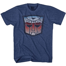 Transformers Autobot Distressed Logo T-Shirt