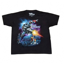 Optimus Prime Dark Of The Moon Kids T-Shirt